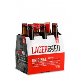 Shawn & Ed Brewing Co. LagerShed Original