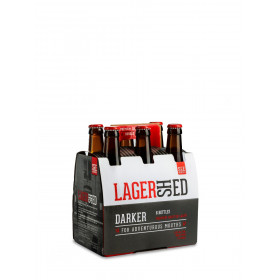 Shawn & Ed Brewing Co. LagerShed Darker